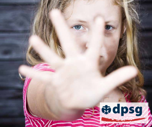 """ Stopp! "" (c) DPSG Bundesverband"