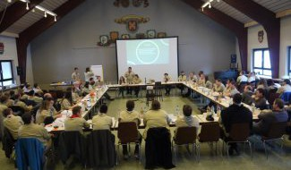 Bezirkswochenende und Bezirksversammlung 2015