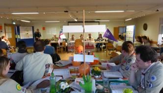 Diözesanversammlung 2016 – Tagen, Diskutieren, Amüsieren