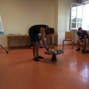 Teambuilding beim Maxibambolé