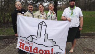 Bezirksversammlung 2016 Heldon – Furios!!!