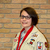 Jasmin Eckhardt, Referentin Roverstufe