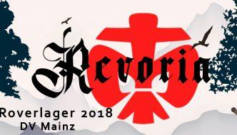Revoria – DiözesanROVERlager 2018