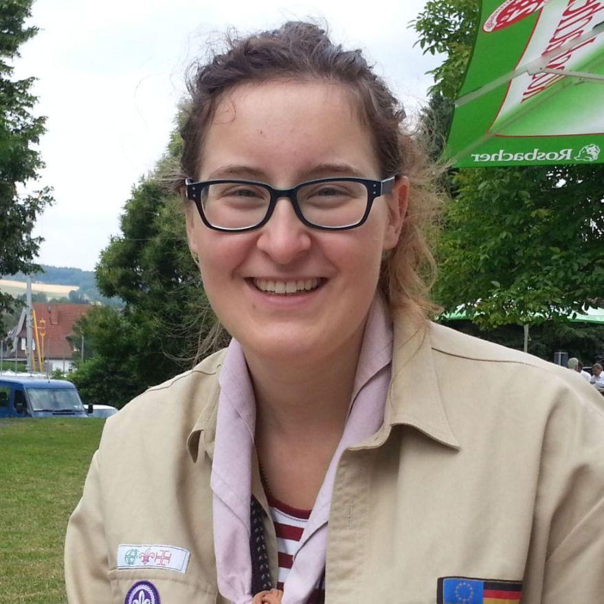 Anna Vögler, Referentin